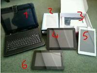 5 Tablet PCs