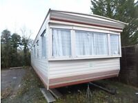 Static Caravan Pitch hire around G75