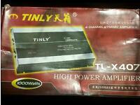 1000 watt high power amp amplifier for subwoofer or base box
