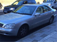Mercedes SClass for sale mint condition
