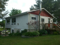 3 Bedroom Cottage/Home on Weslemkoon Lake!