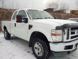 2008 Ford F-250 XLT Pickup /PLOW Truck