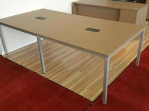 Modern 8ft Boardroom Table ($572.76) - Item #4815