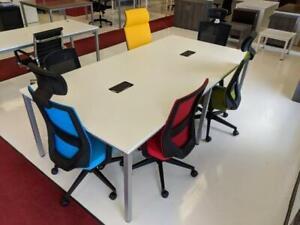 Modern 8ft Boardroom Table ($595) - Item #6966
