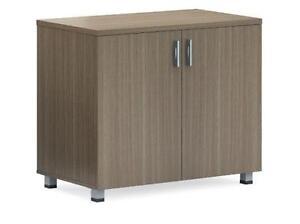 Modern Low Storage Cabinet - BRAND NEW - Item #4808