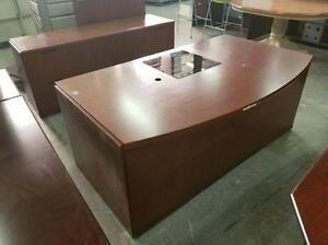 Executive Desk ($316 - $395) - Item #6823