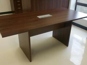 Contemporary 8ft Boardroom Table ($615) - Item #7237