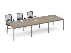 Modern 12ft Boardroom Table - BRAND NEW - Item #4816
