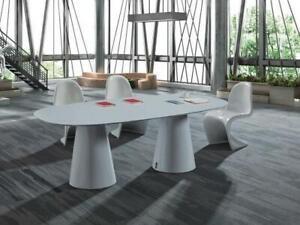 Ultra Hg   Modern High Gloss Boardroom Table ($1,995) - Item #7712