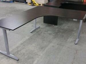63in X 79in L Shape Desk ($295) - Item #6475