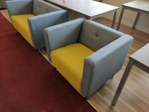 Modern Reception Club Chair ($330.40) - Item #6994