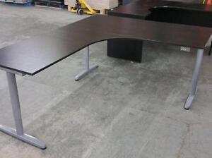 63in X 79in L Shape Desk ($295) - Item #6475