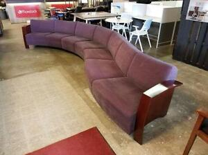 16ft Lounge Connected Couch ($295) - Item #6707