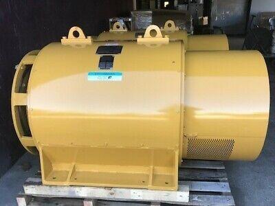 800 Kw Used Kato 277480v 1200 Rpm 60 Hz 00 Housing Generator End Sn 10122-02