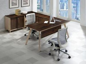 Modern U Shape Desk - BRAND NEW - Item #3853