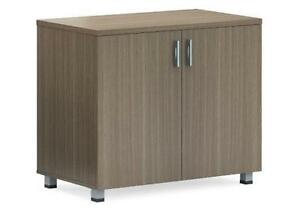 Modern Low Storage Cabinet - BRAND NEW - Item #4808