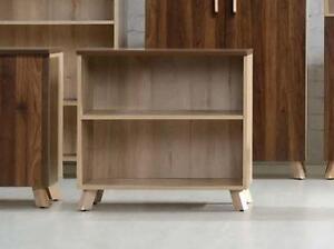 Open Shelf Low Cabinet - BRAND NEW - Item #3861