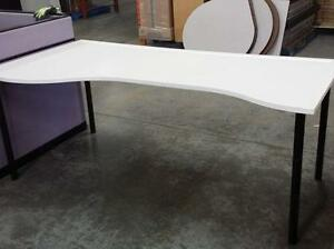 Modern 6ft Desk On Wheels ($135) - Item #3828