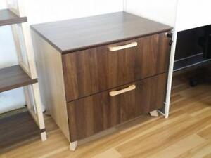 Px7 2 Drawer Lateral File Cabinet ($410) - Item #4007