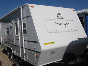 2004 STARCRAFT ANTIGUA 225QuadBunk