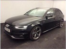 Audi A4 Avant 2.0TDI ( 177ps ) 2013MY quattro Black Edition