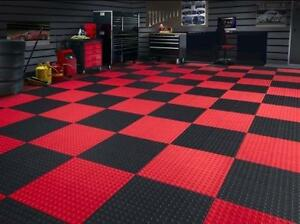WAREHOUSE BLOWOUT PRICE $1.99 !!     Garage floor tile Weathertech only $2.69
