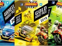 Knockhill GOLD season pass (1 or 2)
