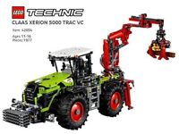 LEGO TECHNIC 42054 CLAAS XERION 5000 TRACTOR VC - BRAND NEW FACTORY SEALED BOX