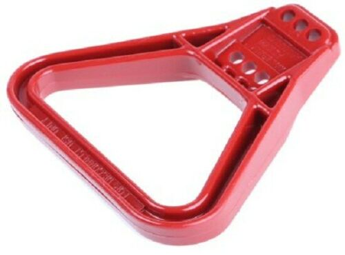 Anderson FRAME HANDLE For Use With SB Series Connectors RED *USA Brand