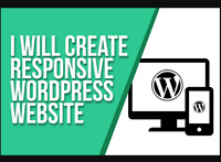 I Will Expertly Create, Customize And Design Wordpress Website.