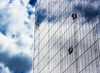 Rope access/High rise worker available