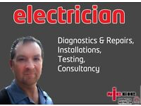 ELECTRICIAN - NICEIC Registered - Tel: 07885 780117