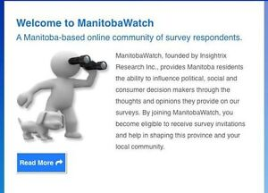 Live in Manitoba? You can get paid for your opinions