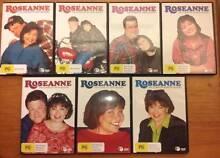 Roseanne season 1-7 1 2 3 4 5 6 7 DVD NEW COND. Roseanne Barr Bacchus Marsh Moorabool Area Preview