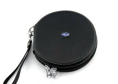 Auto-dvd-halter (Subaru Etui PU Leder 20 CD Case Auto DVD Halter Disc Album Storage Organizer)