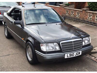 MERCEDES E220 COUPE - OPEN TO OFFERS OR SWAP