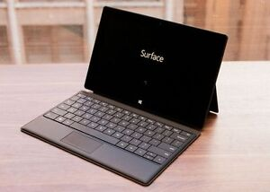 Microsoft Surface Pro 2 w/Docking Station/Video Adapter Cables