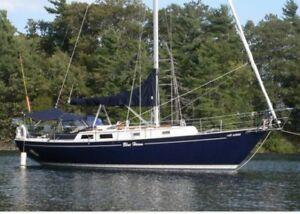 Wanted 30-40ft sailboat