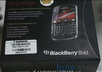BLACKBERRY BOLD 9900, BRAND NEW, SEALED BOX, UNLOCKED FACTORY