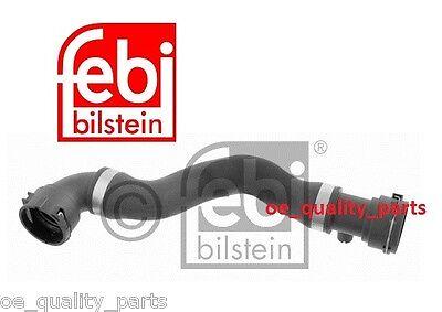 COOLANT WATER RADIATOR PIPE HOSE LEFT UPPER BMW 5 E39 520 523 530 i 7 E38 FEBI