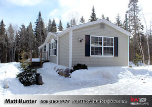 Excellent 2 Bedroom Mini On It's Own Land!