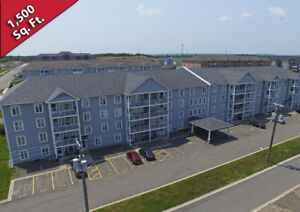 Immaculate 3 Bedroom 1.5 Bath Condo With 1,500 Sq. Ft.