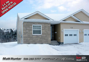 OPEN HOUSE - Sunday March 26th - 2 - 4 PM - Come Take A Look!