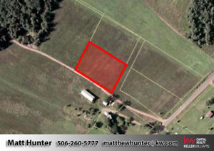 1 Acre level Building Lot - With View of Grand Lake!