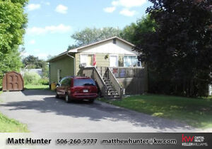 2 Unit Income Property- Live In One and Rent The Other