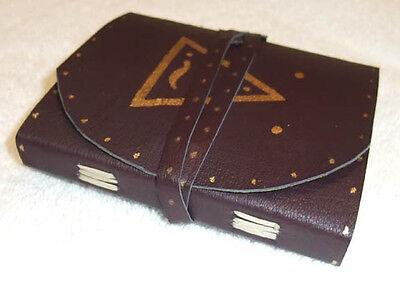 Harry Potters School Book   Standard Book Of Spells   Handcrafted