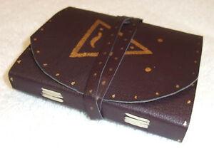 7043f0b8705c Harry Potter s School Book - Standard Book of Spells   Handcrafted
