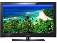 Samsung 40 inch Full HD 1080p LCD TV, Freeview built in, 4 x HDMI + 2 x USB not 37, 42, 46