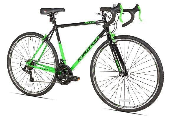 Kent Road Bike Bicycle 700c RoadTech Shimano 21 Speed Alumin