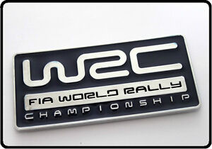 WRC-World-Rally-Badge-Emblem-Decal-Subaru-STI-WRX-Turbo-Car-Impreza-blue-99b